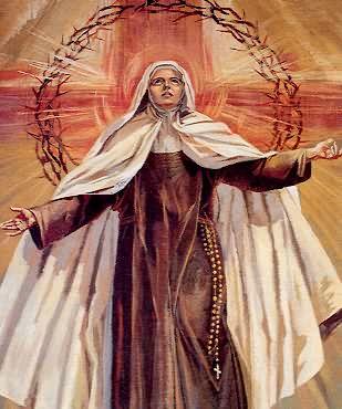 Beata maria di ges crocifisso for Quando si festeggia santa ilaria